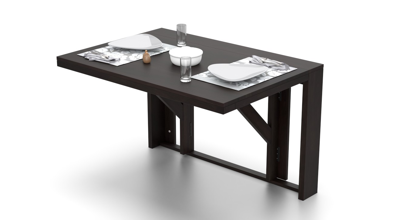 Buy Blaine Wall Mounted Dining Table Home Interior Design